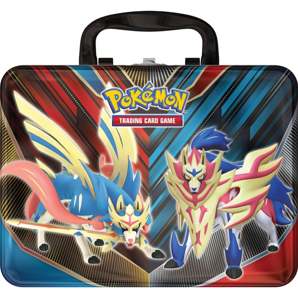 Pokémon Collector Chest 2020 Nintendo Pokemon trading Card game