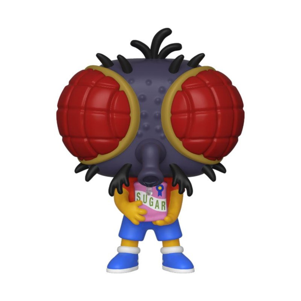 The Simpsons Fly Boy Bart series