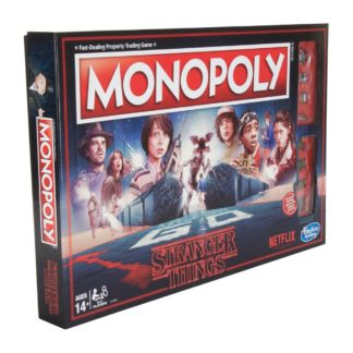 Stranger Things Monopoly Engels