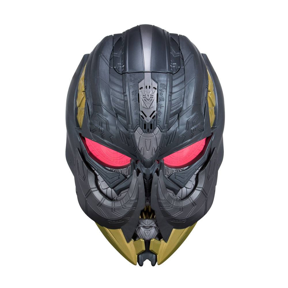 Transformers The Last Knight Megatron Voice Changer Mask movies Hasbro