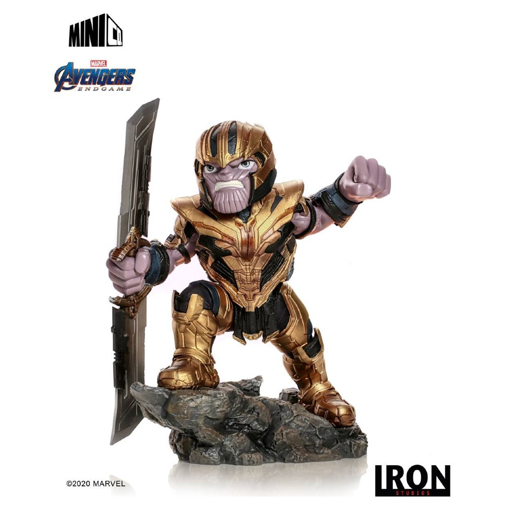 Thanos mini figure Marvel Avengers Endgame