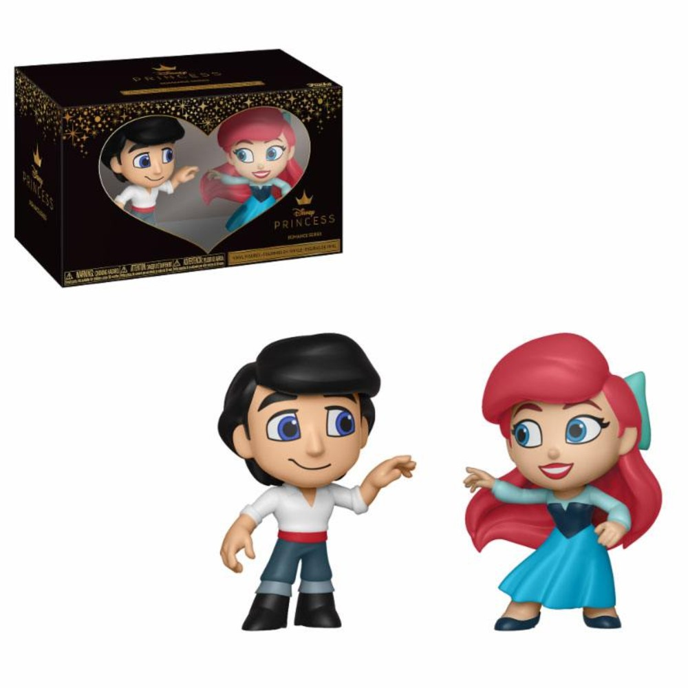 The Little Mermaid Mystery Mini Figures Royal Romance Disney