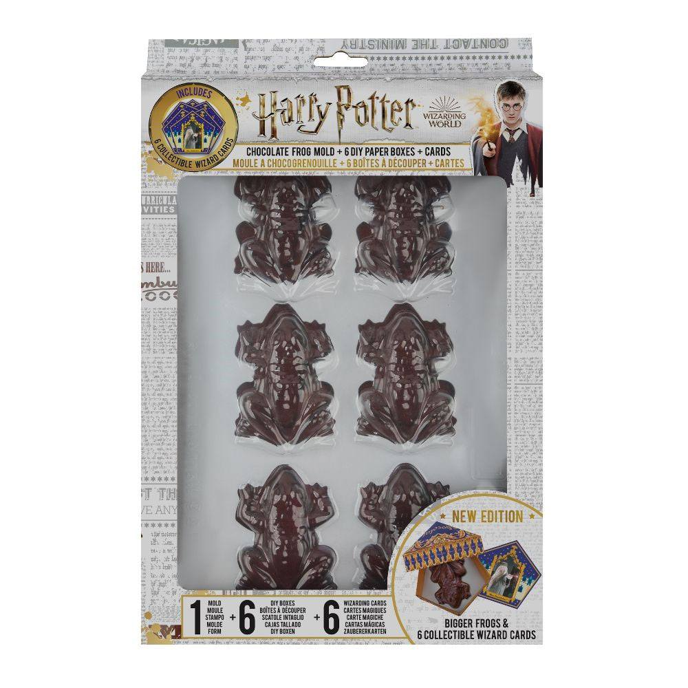 Chocolate mold Harry Potter movies