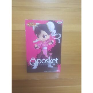 Street Fighter Q Posket Mini Figure Chun-Li Games