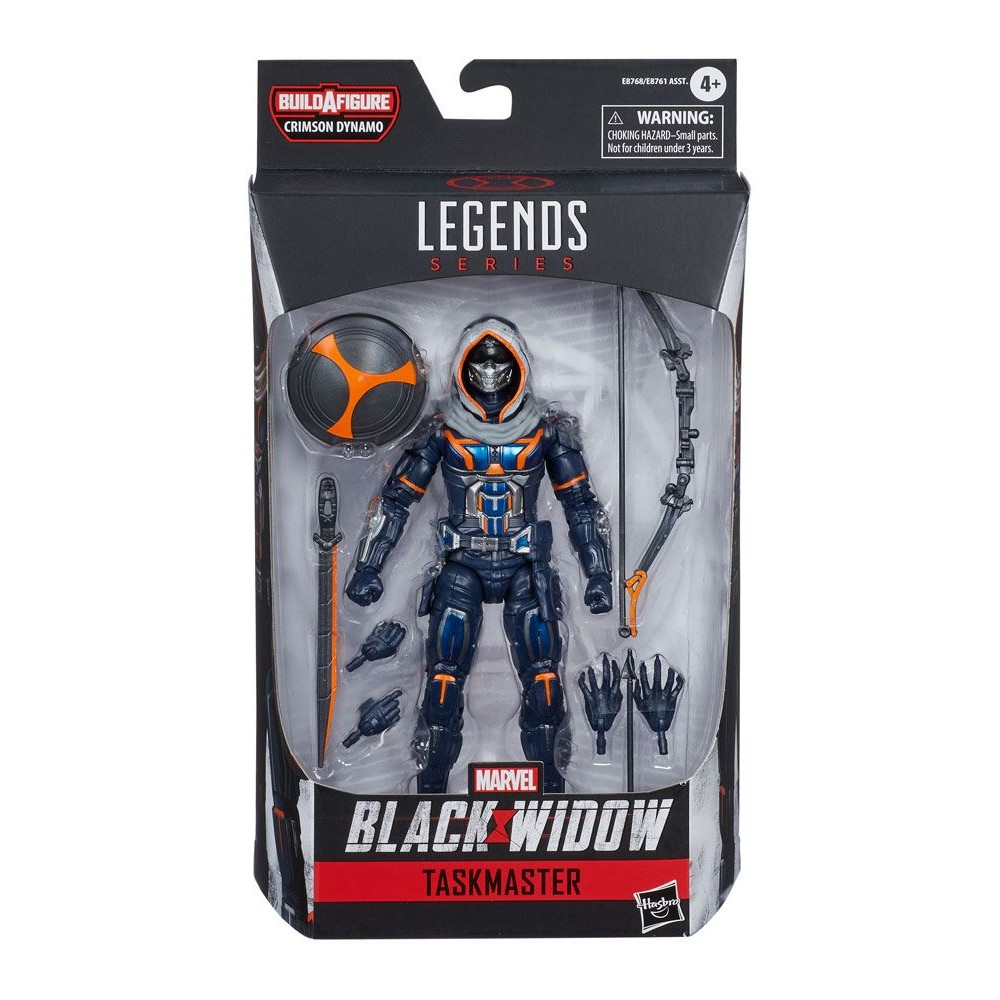 Black Widow Movie Marvel Legends Taskmaster
