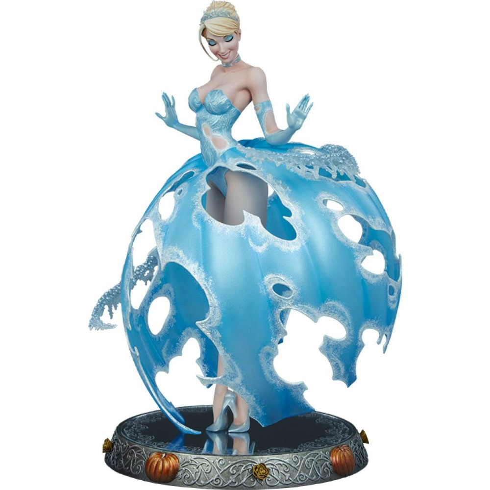 Cinderella Sideshow Collectibles Statue movies