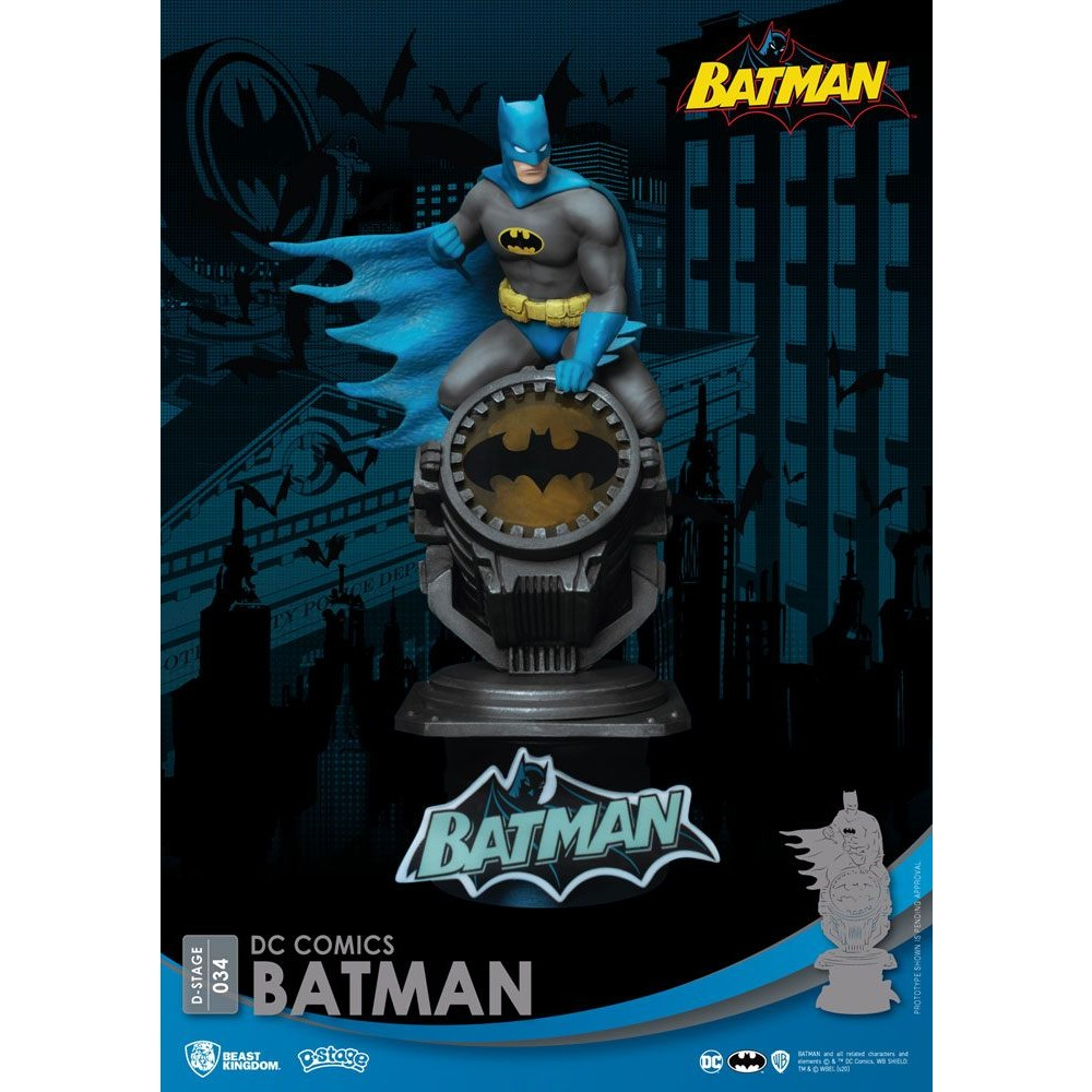 Batman DC Comics D-Stage PVC Diorama Beast Kingdom