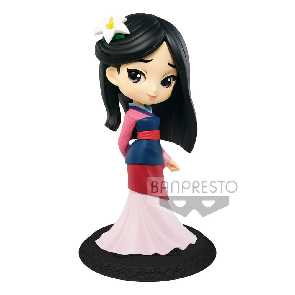 Mulan Banprsto Disney Q Posket Mini Figure version A
