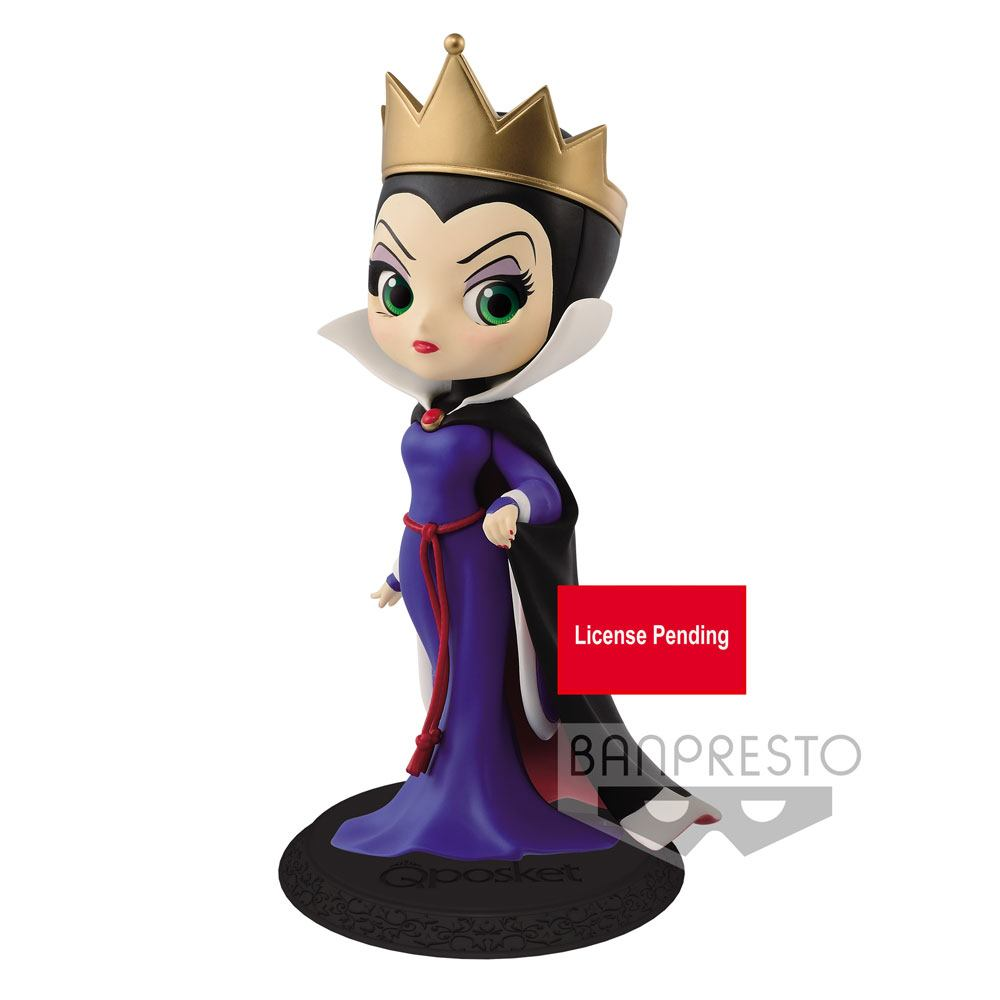 Disney Q Posket Mini Figure Queen Versie A Banpresto Sneeuwwitje Disney