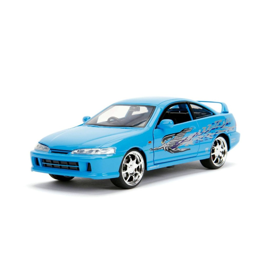 Fast and the furious Diecast model 1/24 Mia's Honda Integra Type R Jada