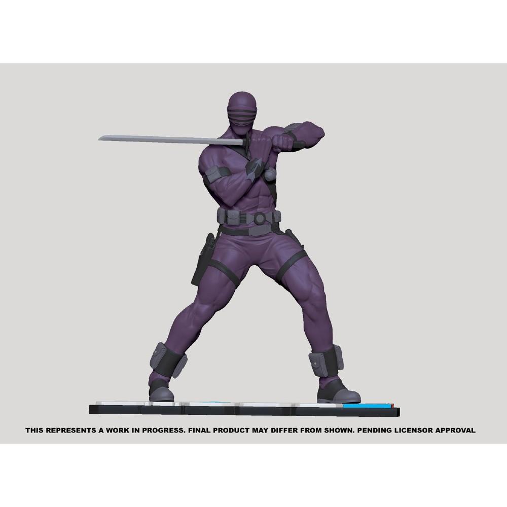 Snake Eyes G.I. Joe Movies PVC Statue