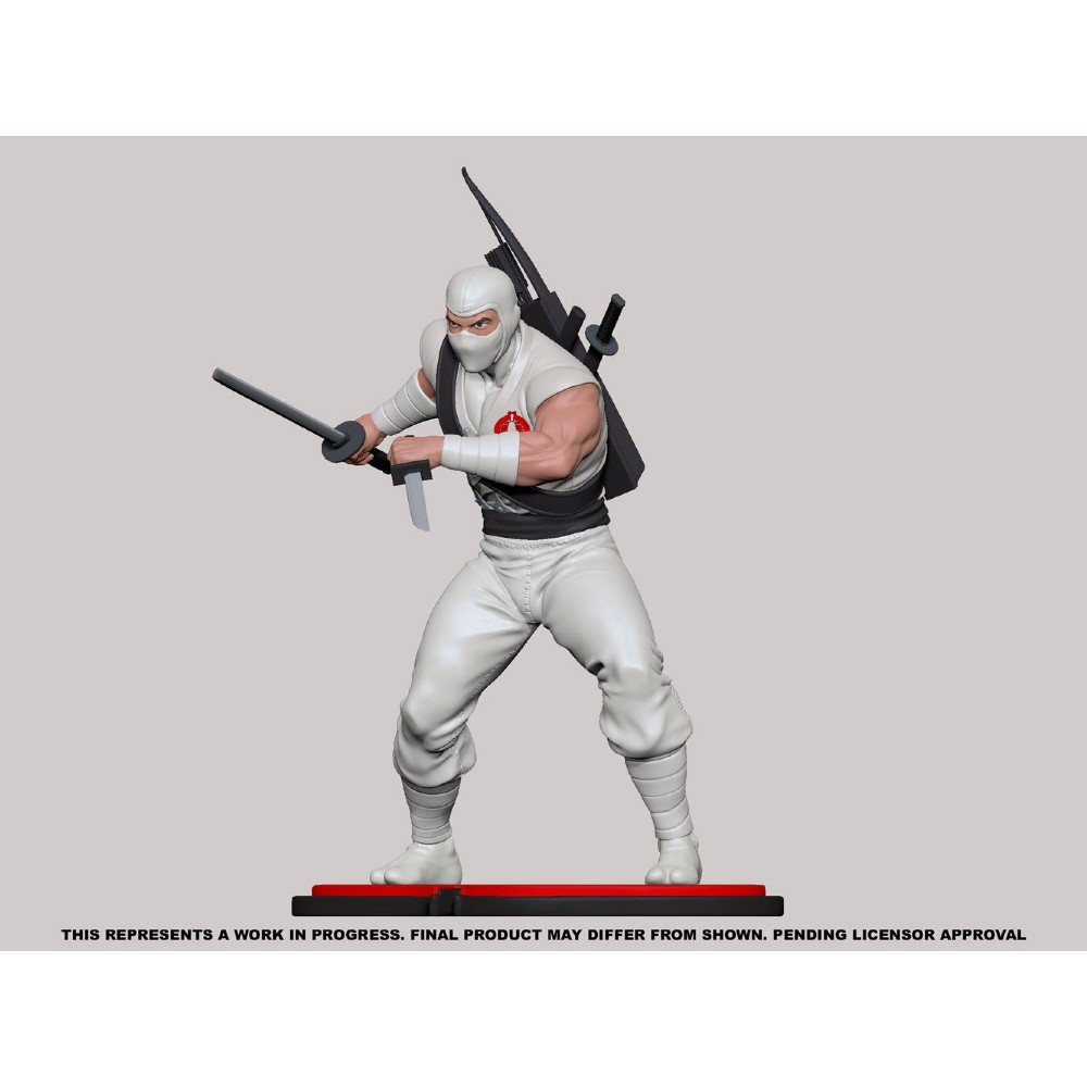 G.I. Joe Storm PVC Statue movies PCS Collectibles