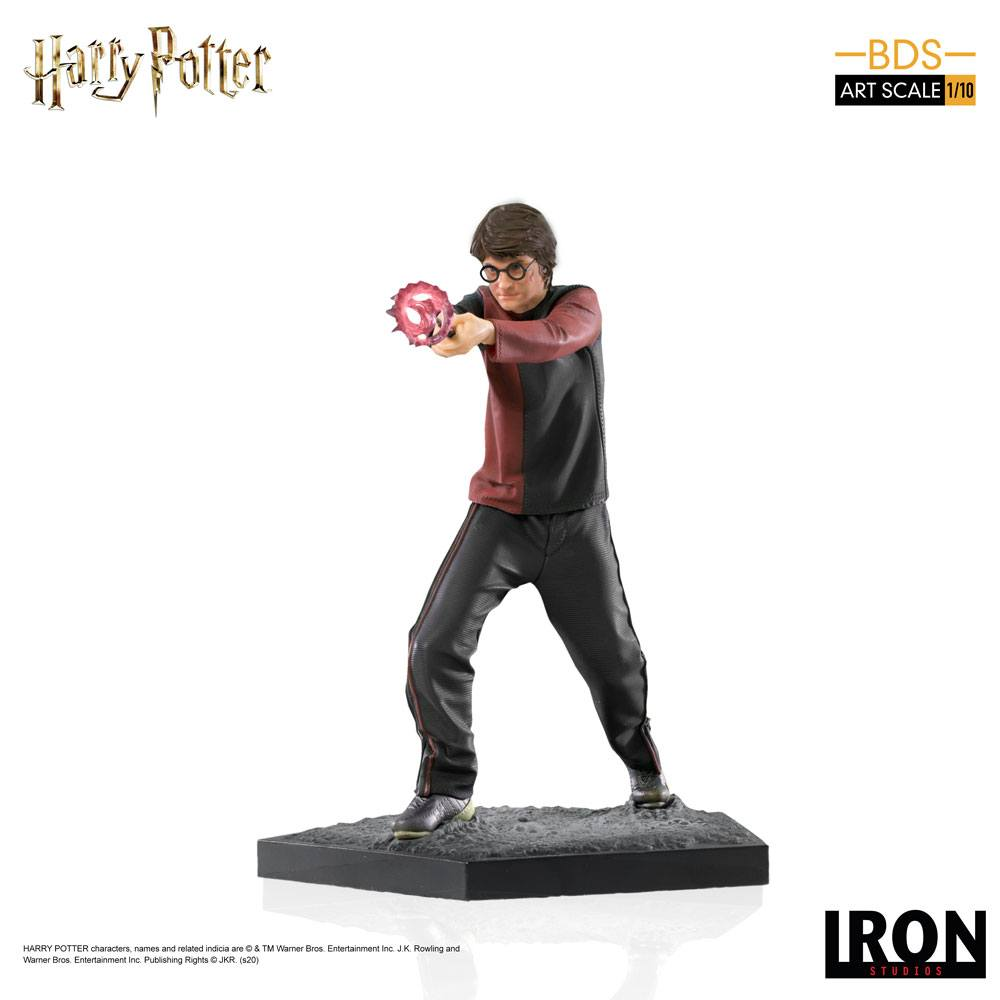 Harry Potter Iron Studios statue movies Art Scale 1/10