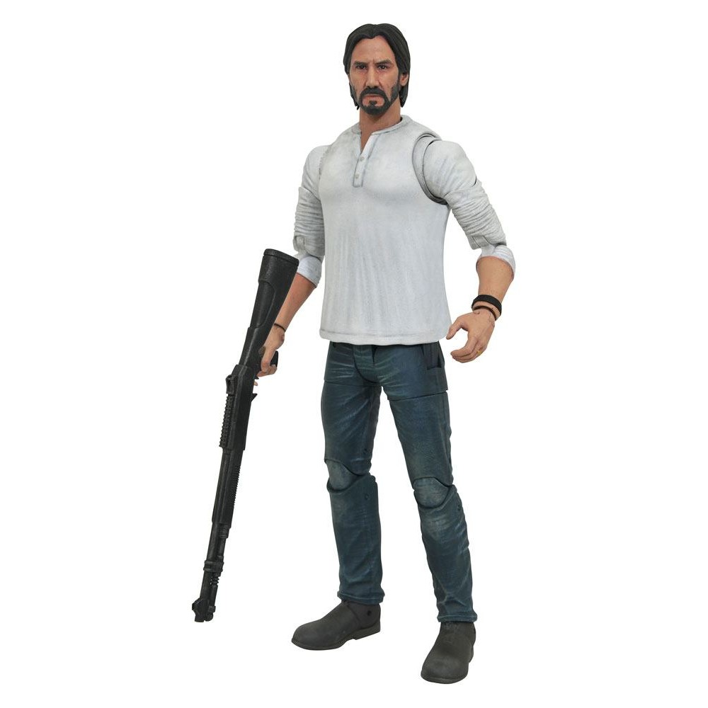 John Wick Action figure Casual Diamond Select Toys