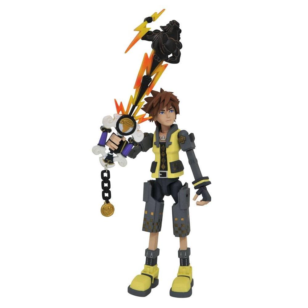 Kingdom Hearts 3 action figures Toy Story Sora 18 cm