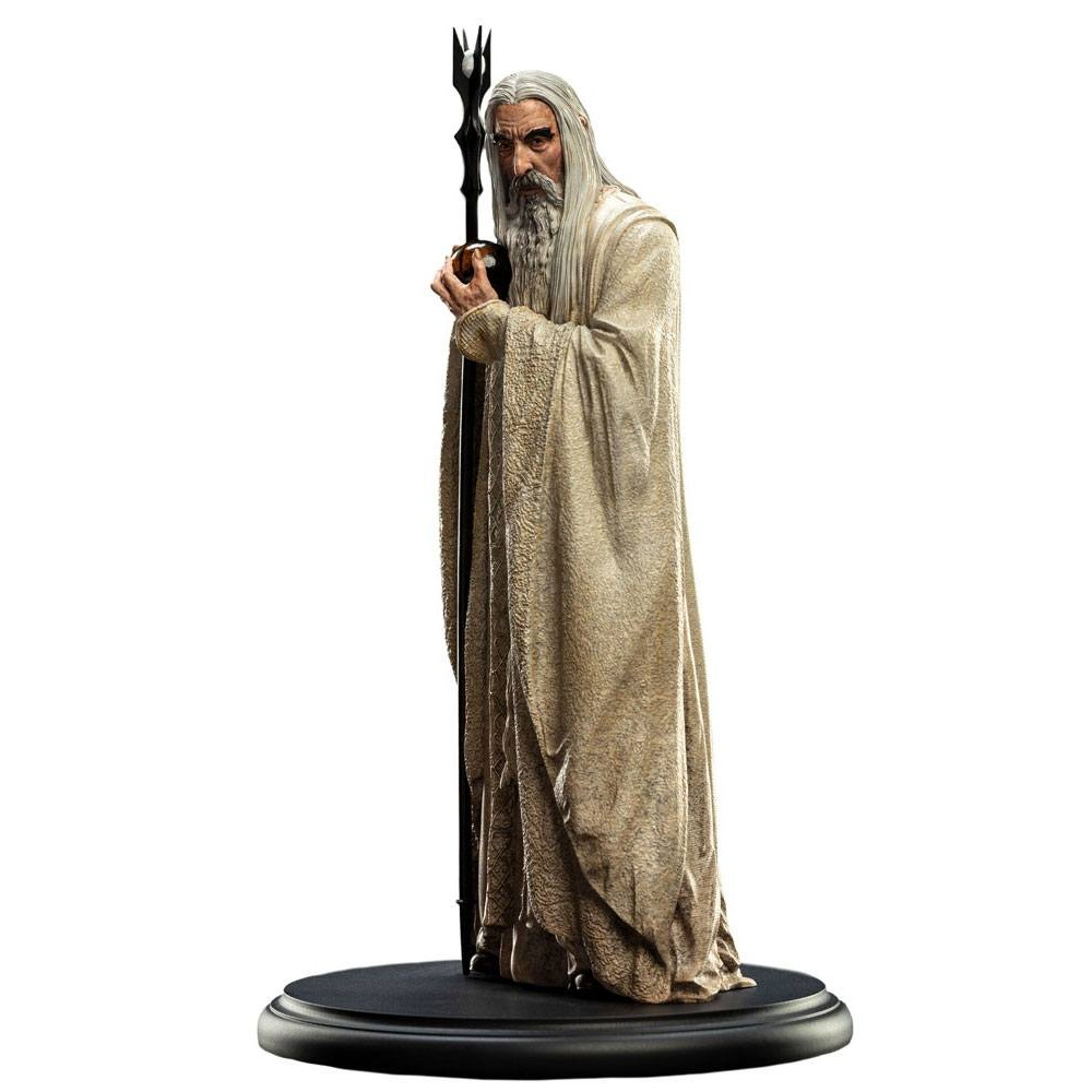 Lord of the rings Statue Saruman The White Weta Collectibles Movies
