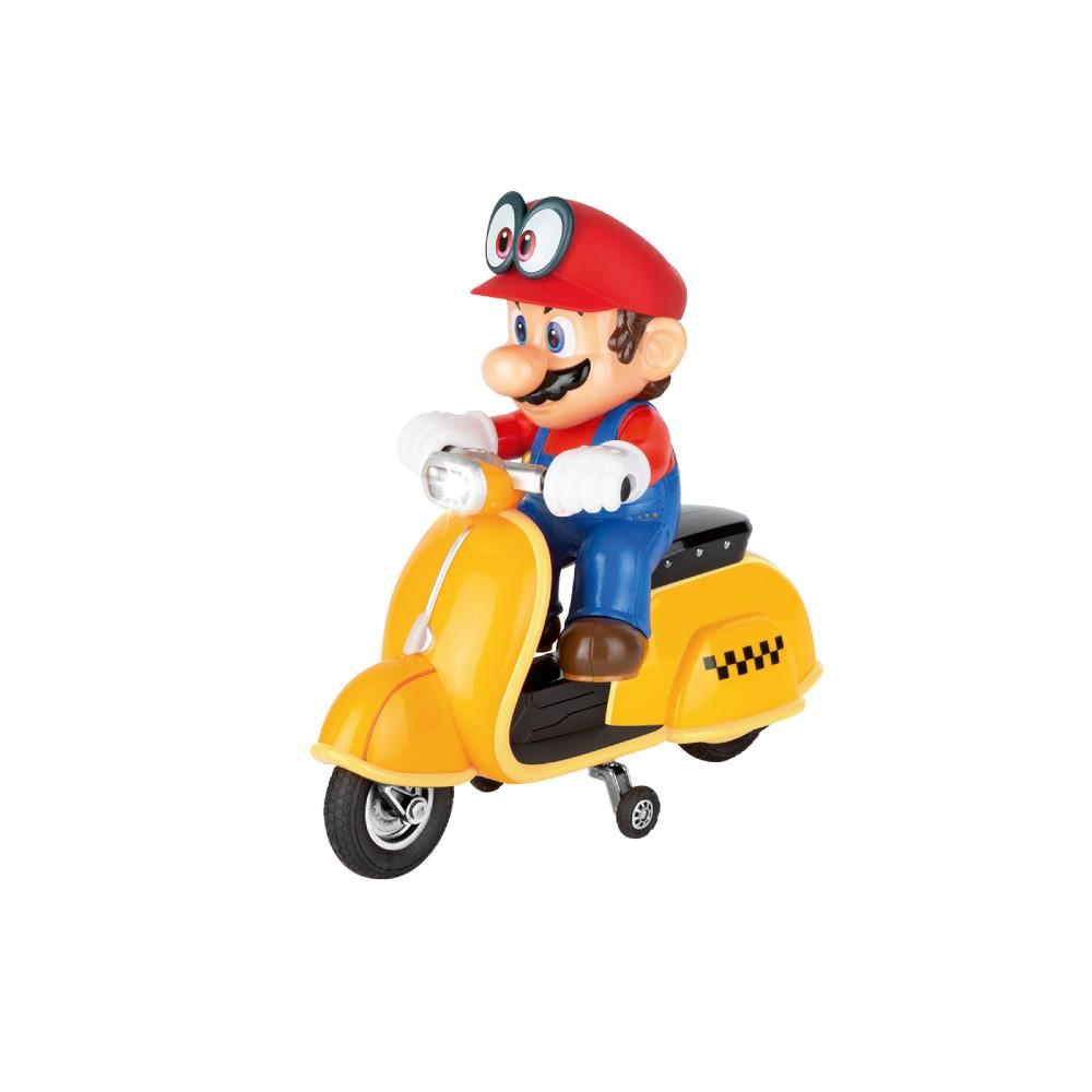 Mario Odyssey Carrera RC Moto Nintendo