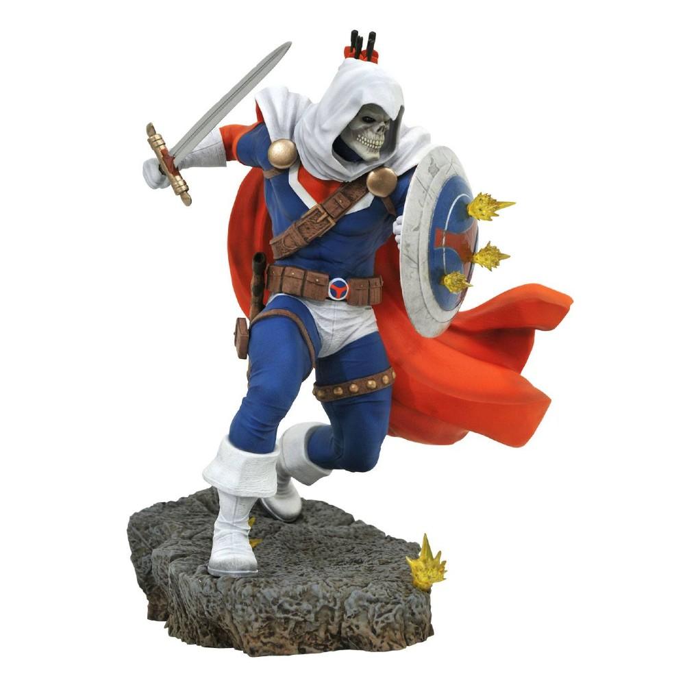 Marvel Taskmaster PVC Statue Movies Black Widow Diamond Select Toys