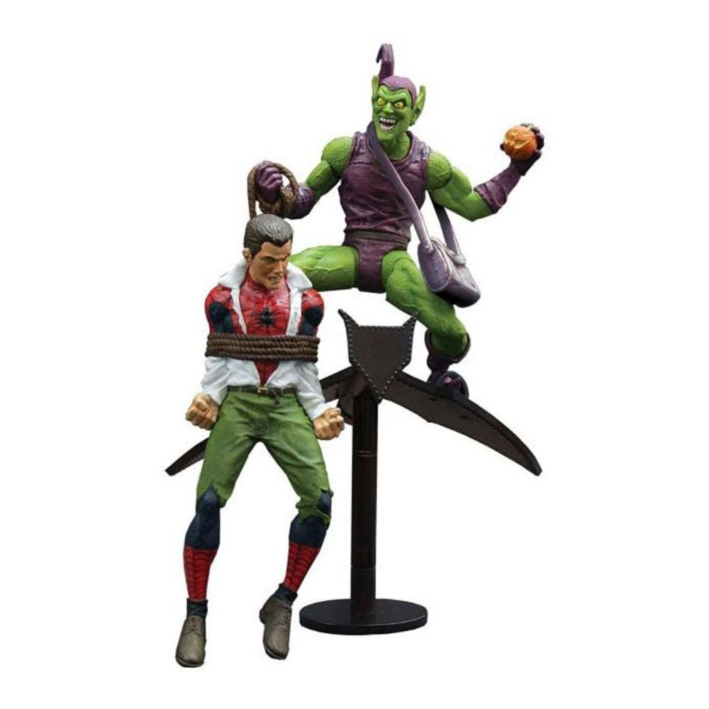 Marvel select action figure Classic Green Goblin Marvel
