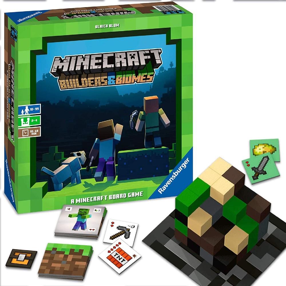 Minecraft bordspel Games Ravensburger