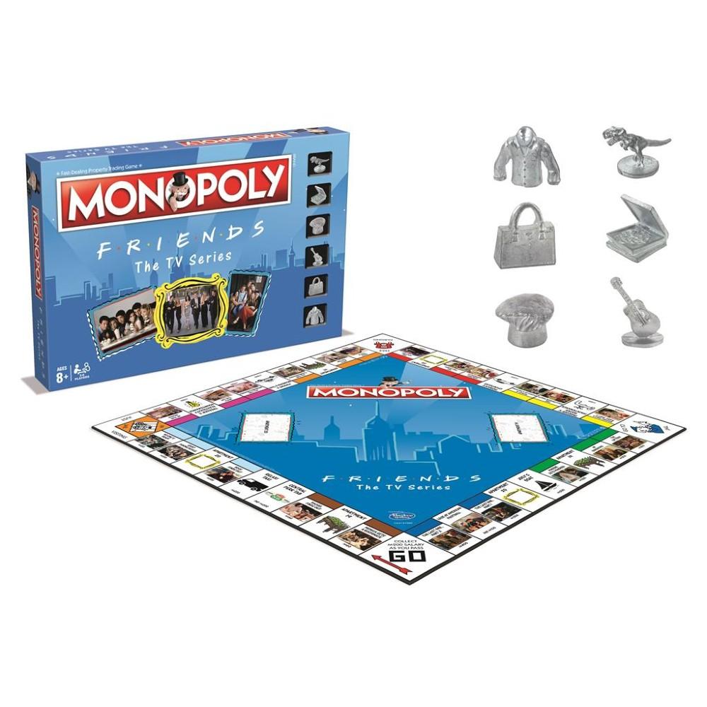 Monopoly Friends bordspel