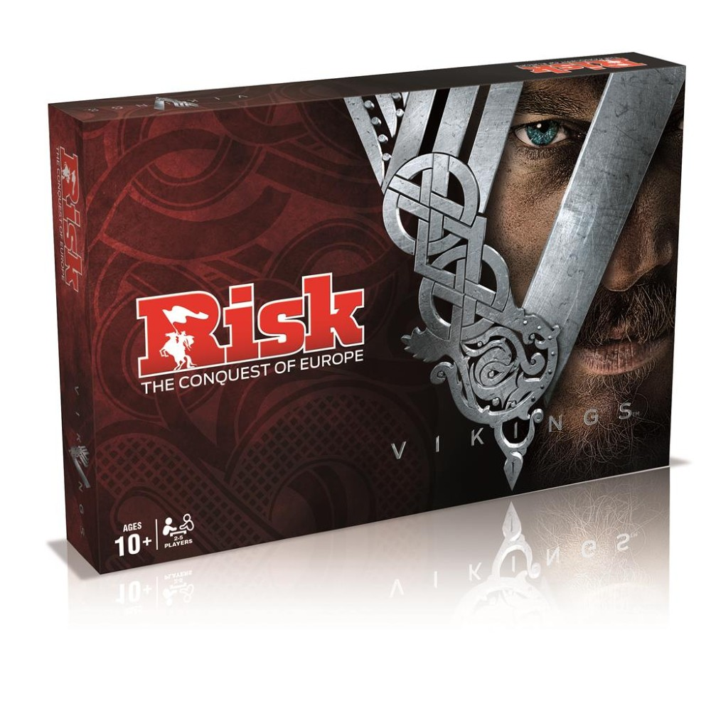 Risk Vikings Bordspel serie