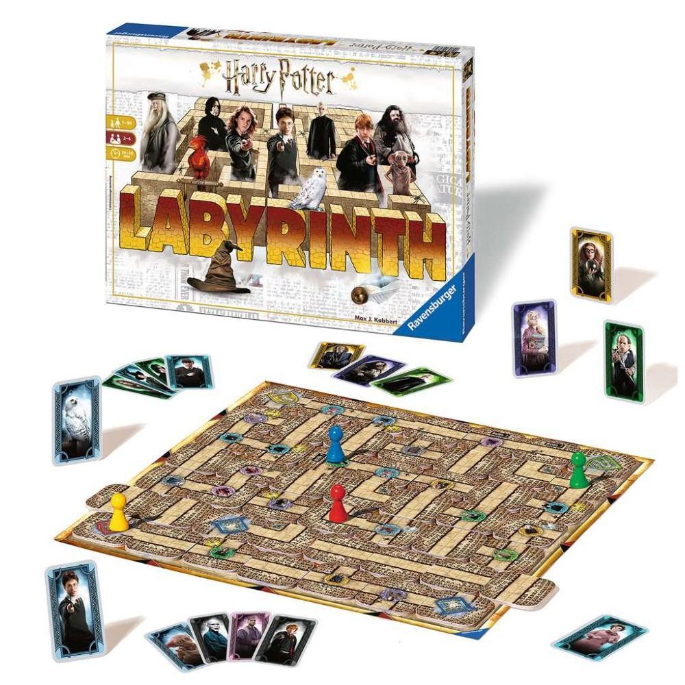 Harry Potter Ravensburger bordspel Labyrinth