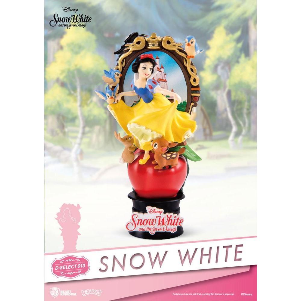 Sneeuwwitje Pvc Diorama Beast Kingdom D-stage Disney