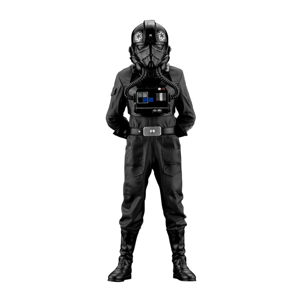 Star Wars Tie Fighter Pilot Statue Movies