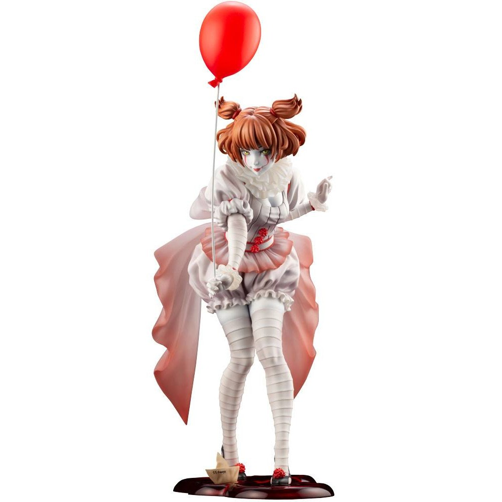 IT Stephen King Pennywise Bishoujo PVC Statue movies