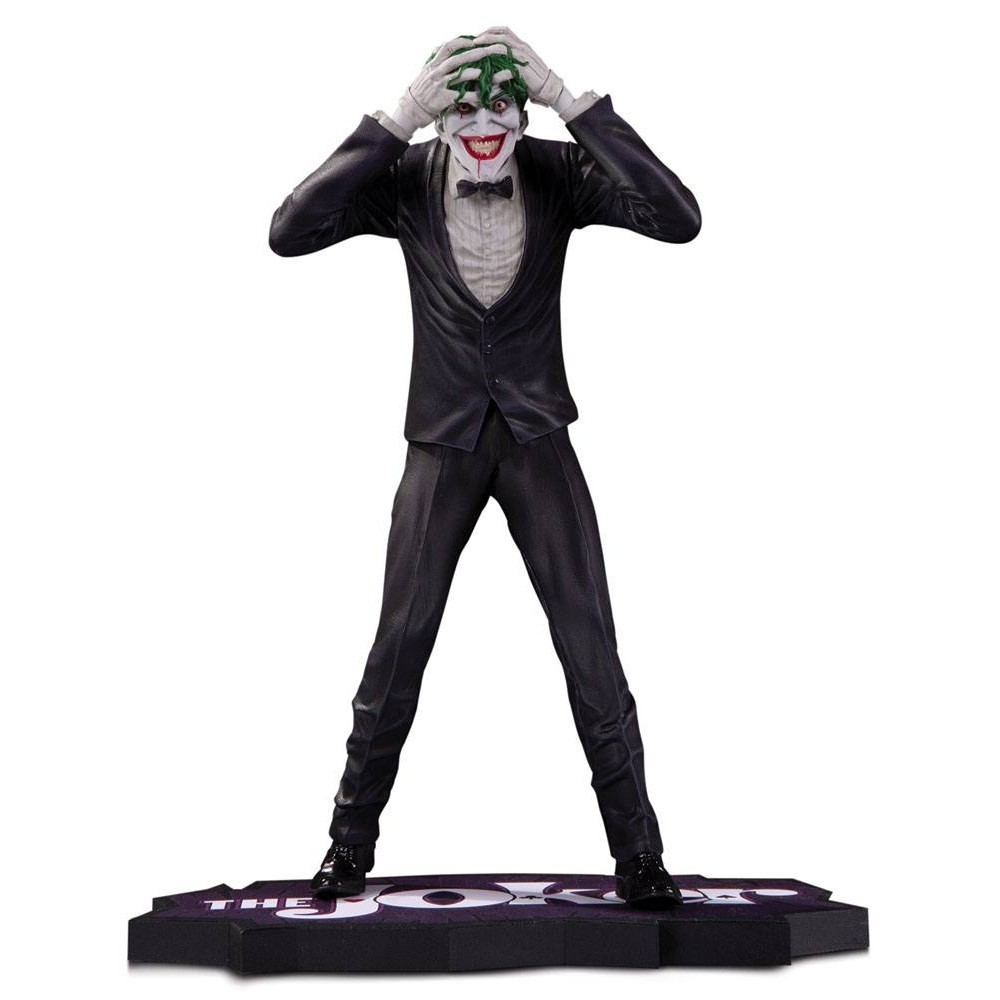 Joker Clown Prince Statue Brian Bolland DC Comics