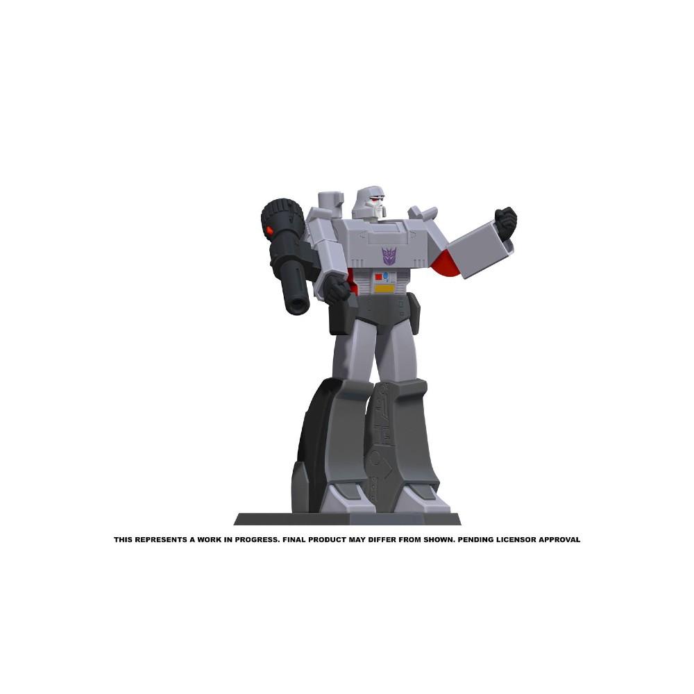 Transformers PVC Statue Megatron movies