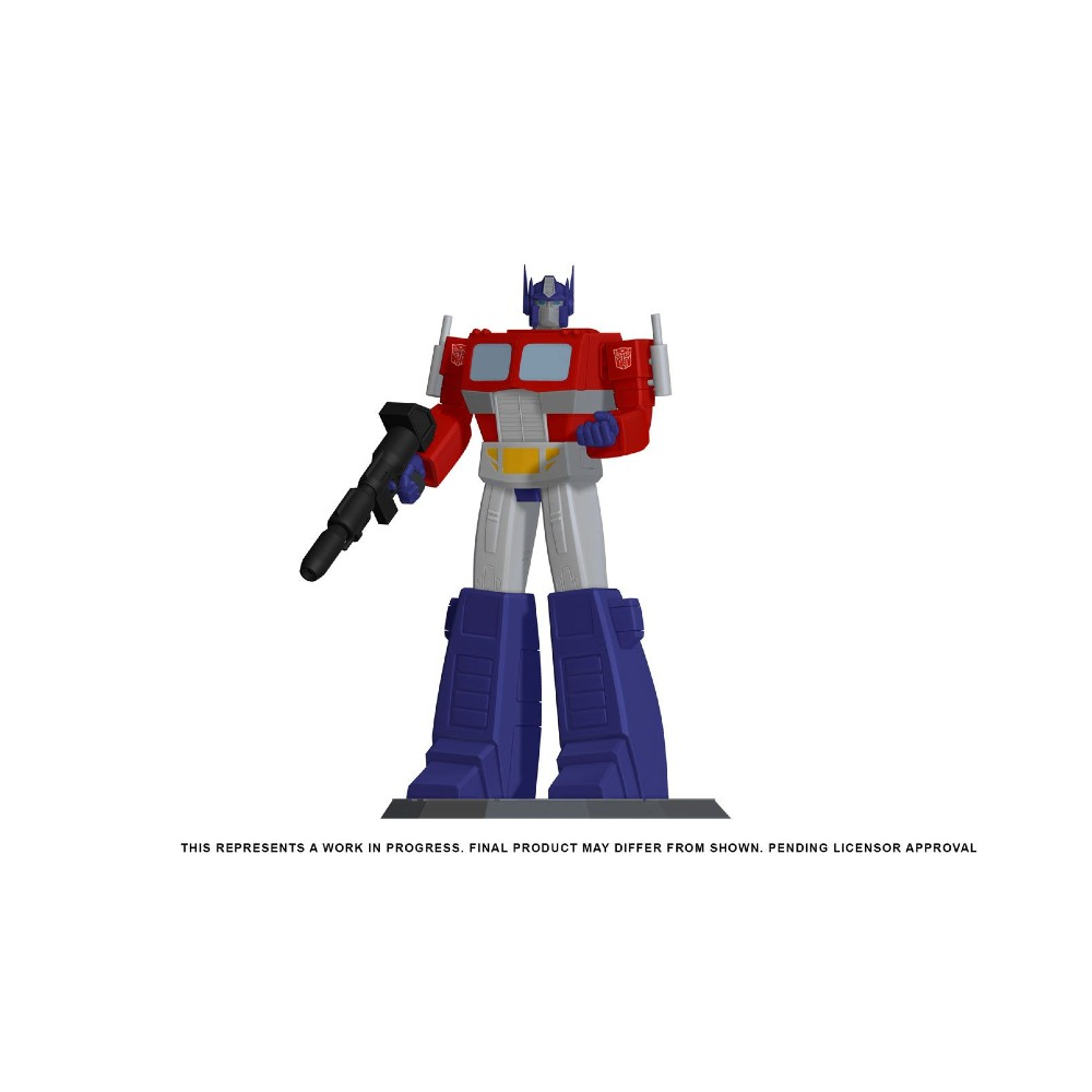 Optimus Prime PVC Statue Transformers movies