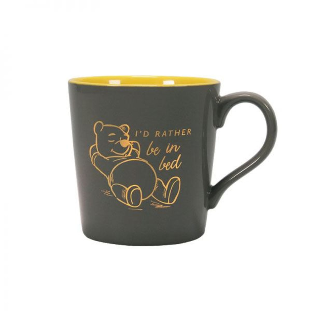 Winnie the Pooh Mok I'd rather be in bed
