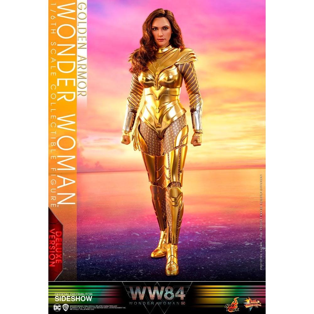 Wonder Woman 1984 movie masterpiece Action figure Hot Toys DC Comics