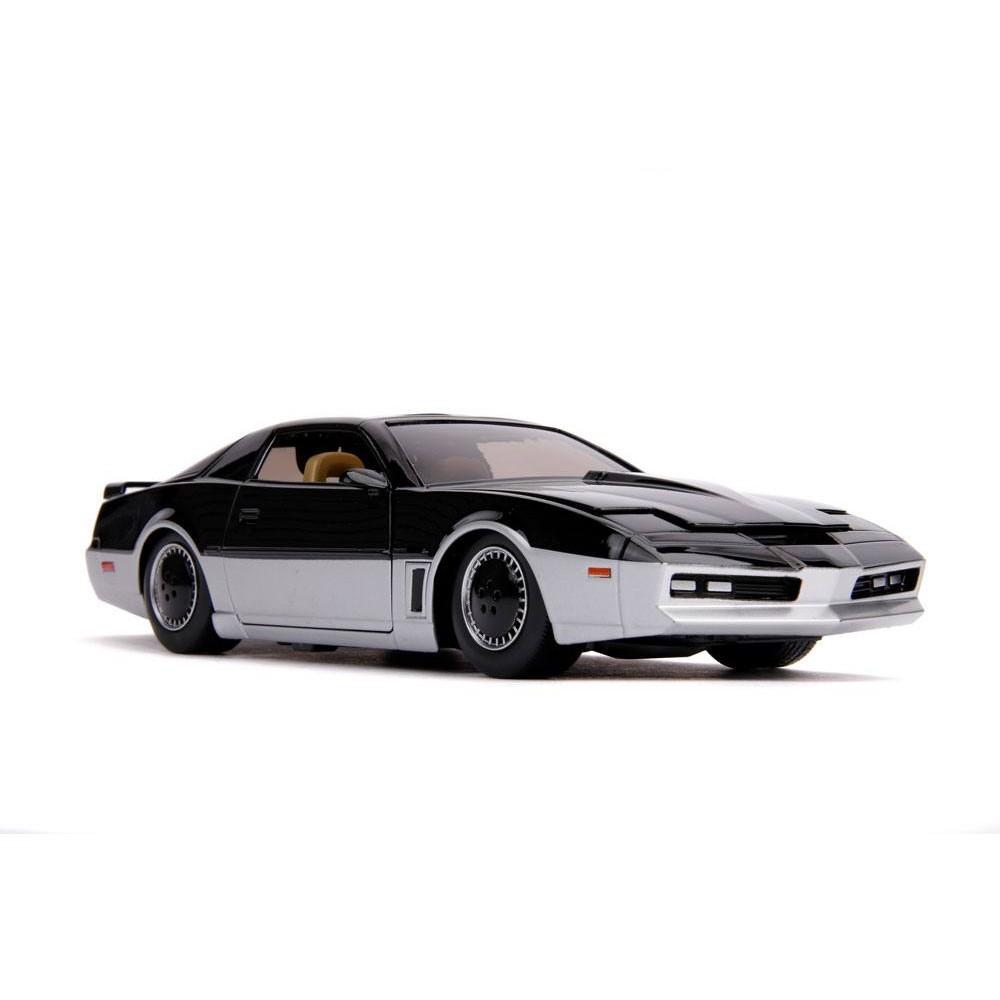 Knight Rider diecast model 1982 Pontiac Trans K.A.R.R. Light Up Function movies Light up function