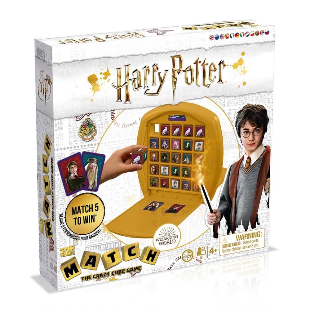 match bordspel Harry Potter