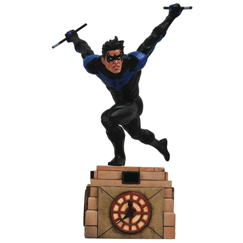 DC Comics PVC Diorama Nightwing Statue