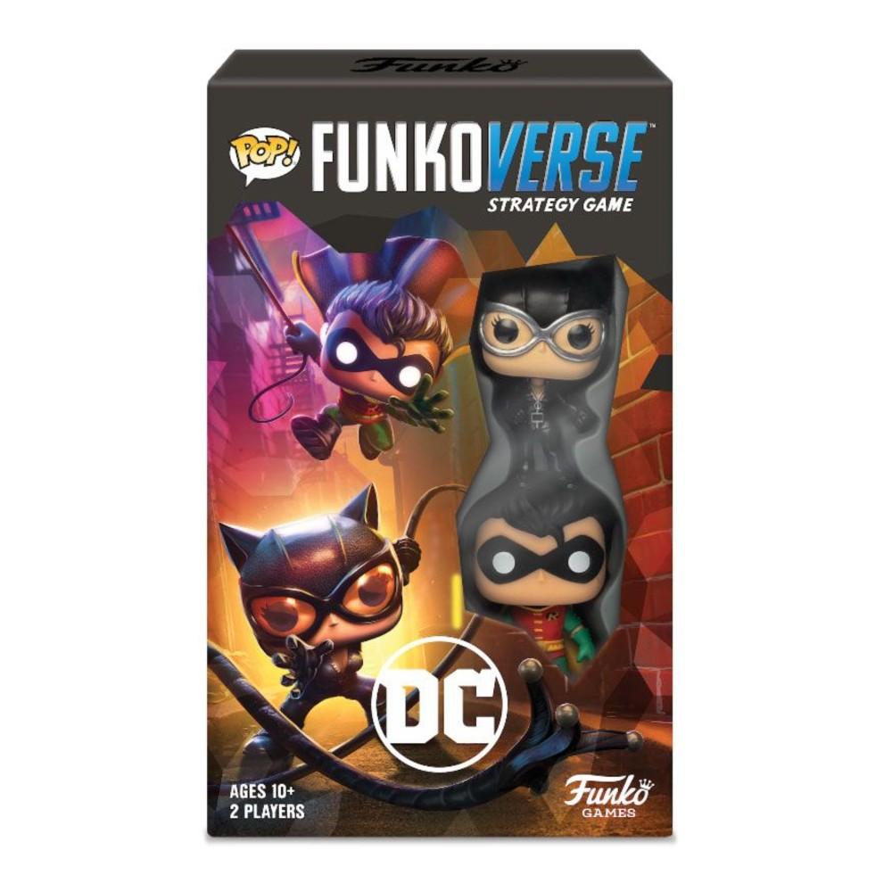 DC Comics Funkoverse Bordspel Character Expandalone