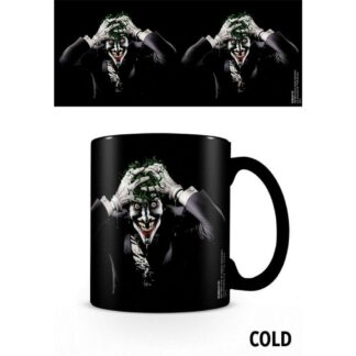 DC Comics Heat change mok Killing Joke Joker