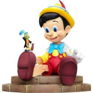 Disney Master craft statue Pinocchio Beast Kingdom movies