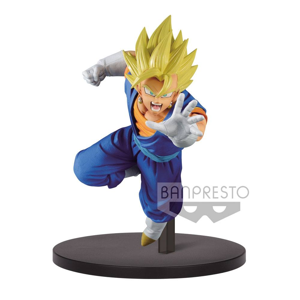 Dragon Ball Super Chosenshiretsuden PVC Statue Saiyan Vegetto