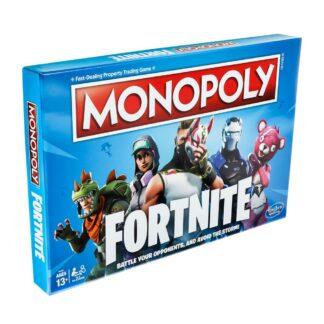 Monopoly Fortnite bordspel games