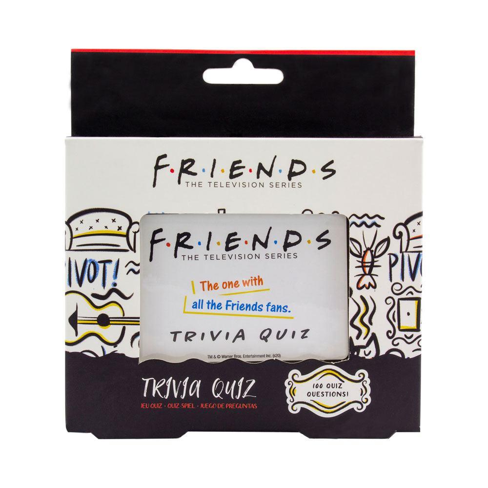 Friends kaartspel Trivia Quiz series