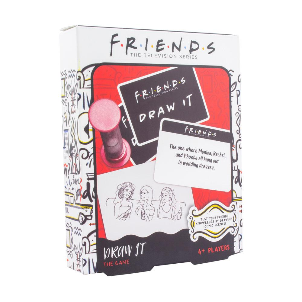 Friends draw it game series