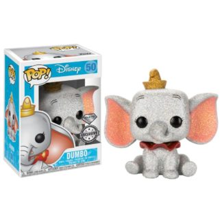 Dumbo Funko Pop Disney movies diamond glitter