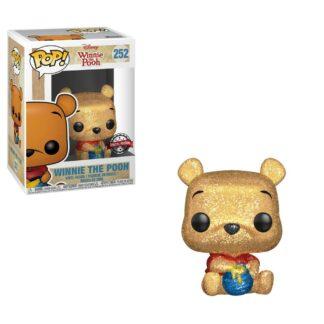 Funko Pop Winnie the Pooh Disney Glitter Diamond