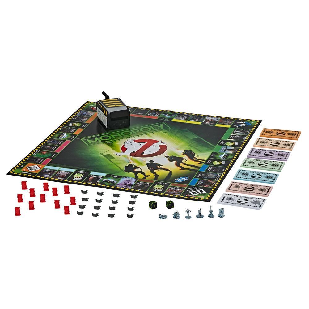 Monopolybordspel Ghostbusters movies