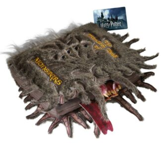 Harry Potter collector knuffel the monster book of monsters the noble collection movies
