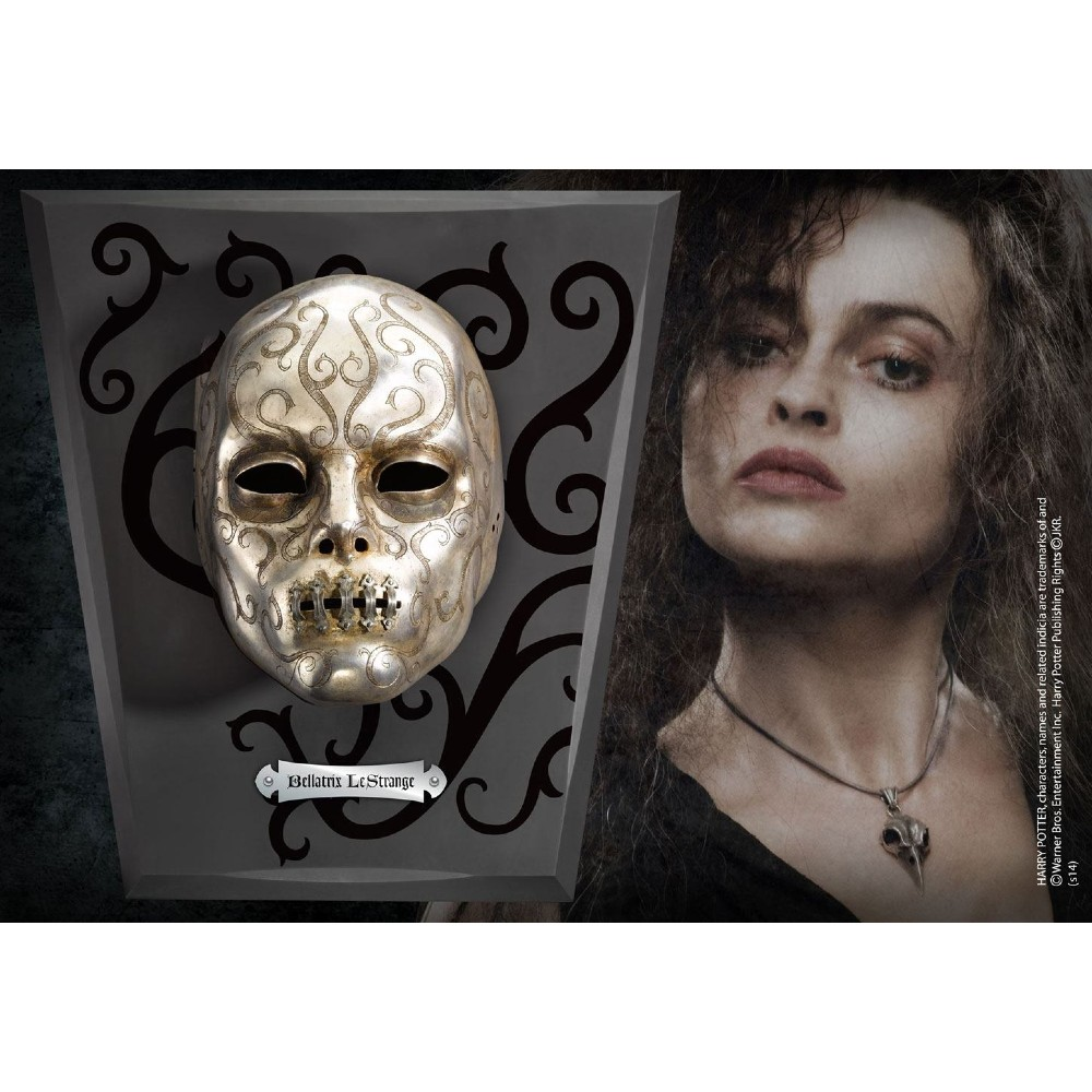 Harry Potter Death Eater Mask Bellatrix movies
